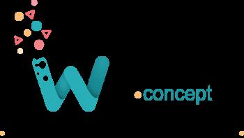 logo w inside concept3 slogant